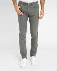 Sandro | Grey New Paint Slim-fit Jeans | Lyst