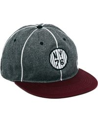 Asos Cap with Ny76 Badge - Lyst