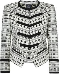 Juicy Couture Moroccan Jacquard Jacket - Lyst