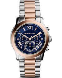 Michael Kors Cooper Watch, 39Mm - Lyst