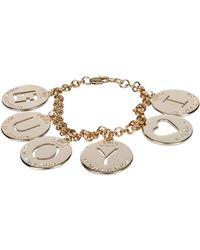 Fendi Bracelet - Lyst