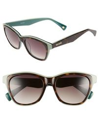Kensie | 'lillith' 51mm Polarized Sunglasses | Lyst