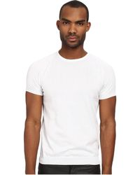 Costume National Short Sleeve Pullover Sweater - Lyst