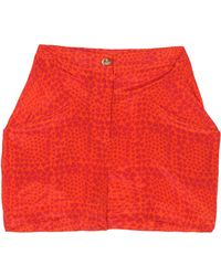 Vivienne Westwood Red Label Shorts - Lyst