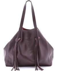 B-Low The Belt - Miguel Tote - Oxblood - Lyst