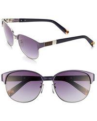Furla | 58Mm Sunglasses | Lyst