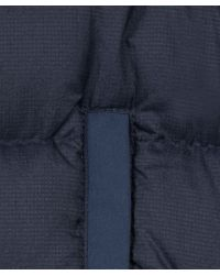 Norse Projects - Navy Rokkvi Hooded Down Coat - Lyst
