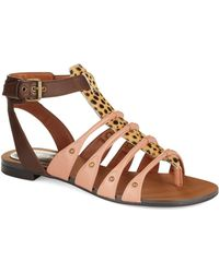 Enzo Angiolini Manilly Sandals - Lyst