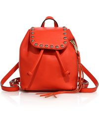 Rebecca Minkoff   Micro Unlined Backpack   Lyst