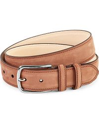 Duchamp - Colorido Leather Belt - Lyst