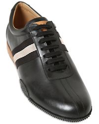 Bally Calf Leather Sneakers - Lyst
