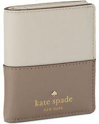 Kate Spade Cedar Street Small Stacy Wallet - Lyst