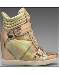 Boutique 9 - Nevan Wedge Sneaker - Lyst