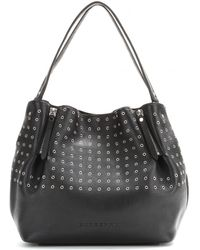 Burberry Brit - Maidstone Leather Tote - Lyst