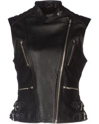 Ash - Leather Outerwear - Lyst