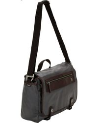 Tumi - Ttech Forge Fairview Messenger - Lyst