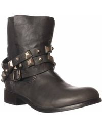 Steve Madden | Steven By Caris Motorcycle Boot | Lyst