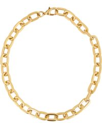 Fallon Shalom Necklace gold - Lyst