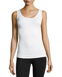 Yummie By Heather Thomson Seamless Stomachslimming Tank Top - Lyst