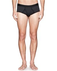 Sunspel Superfine Cotton Briefs - Lyst
