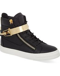 Giuseppe Zanotti Ski High Top Trainers - For Women - Lyst