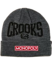 Crooks and Castles - The Crooks X Monopoly Beanie - Lyst