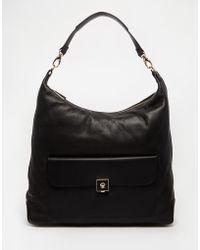 Modalu - Leather Hobo Bag - Lyst