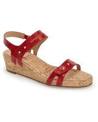 Vaneli Women'S 'Kinna' Platform Wedge Sandal - Lyst