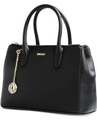 DKNY Medium Leather Bag - Lyst