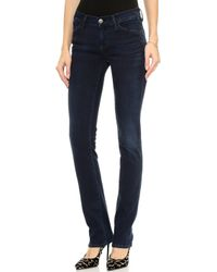 Goldsign Misfit Straight Leg Jeans  Chelsea - Lyst