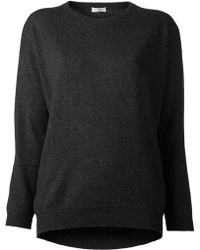 Brunello Cucinelli Basic Sweater - Lyst