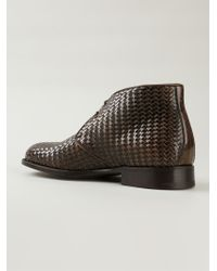 Weber Hodel Feder - Woven Ankle Boots - Lyst