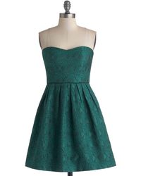 ModCloth | Holiday Brunch Dress | Lyst