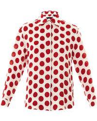 Burberry Prorsum - Linen Shirt - Lyst