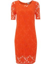 Mary Portas - Lace Shift Dress - Lyst