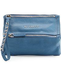 Givenchy Pandora Wristlet Bag - Lyst