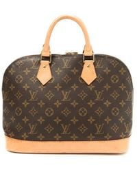 Louis Vuitton Pre-Owned Alma - Lyst