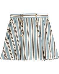 Olympia Le-Tan South Hampstead Mini Skirt - Lyst