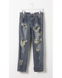 One Teaspoon | Awesome Baggies Jeans | Lyst