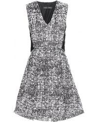Proenza Schouler Tweed Dress - Lyst