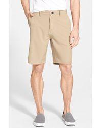 Quiksilver 'Everyday' Hybrid Shorts - Lyst