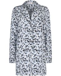 Stella McCartney - Ellie Leaping Silk-blend Pyjama Playsuit - Lyst