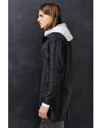 Stussy - Blackwater Trench Coat - Lyst