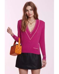 Chanel | Vintage Gigi Cashmere Sweater | Lyst