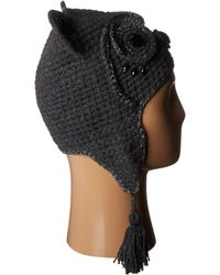 BCBGMAXAZRIA Owl Hat - Lyst