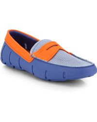 Swims Penny Loafers - Lyst