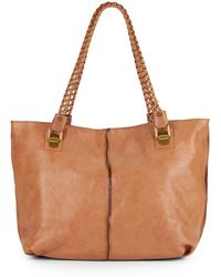 Elliott Lucca - Mathilde Leather Tote - Lyst