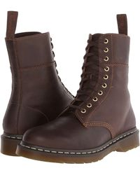 Dr. Martens Bart 10-Eye Boot - Lyst
