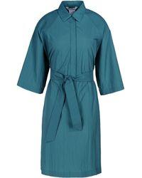 Max Mara Short Dress green - Lyst