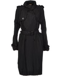 Jean Paul Gaultier Full-length Jacket - Lyst